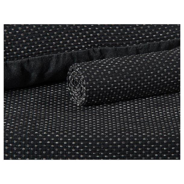 Tuva Kuvertbrikke sort 33X45 - Black Design