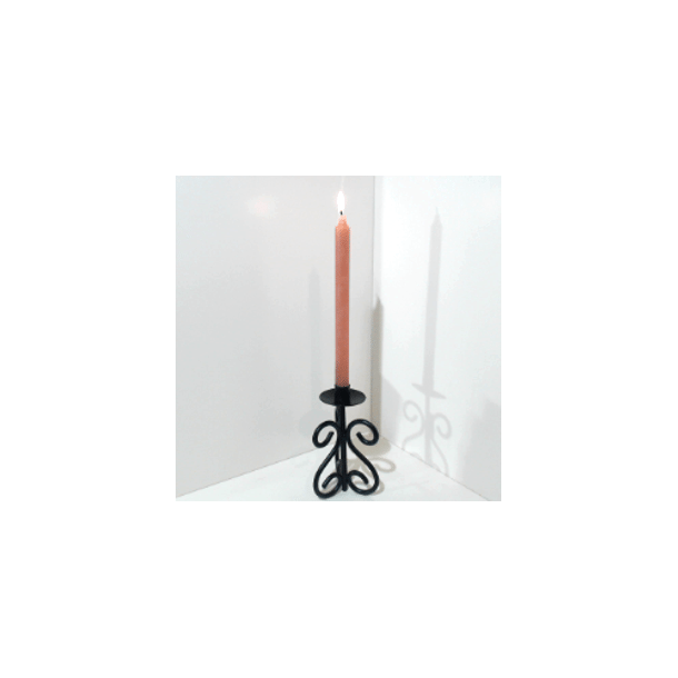 Stearinlys -Candle toffee ø 22x280mm